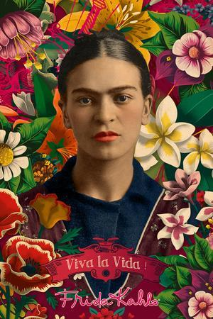 Frida Kahlo – Collage