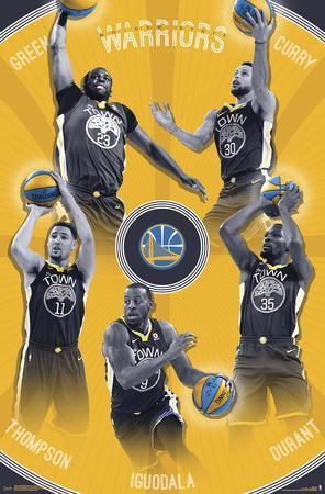 Golden State Warriors - Team '18