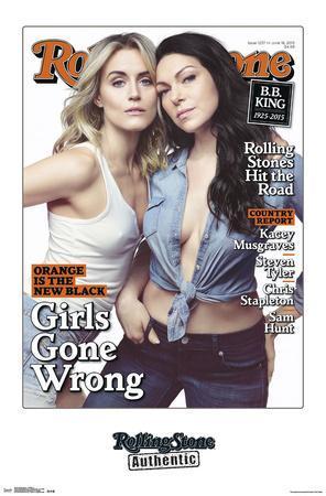 Rolling Stone - Orange is the New Black '15