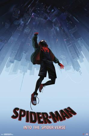 Spider-Man: Into the Spider-Verse - Falling