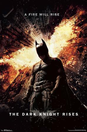 Dark Knight Rises - One Sheet