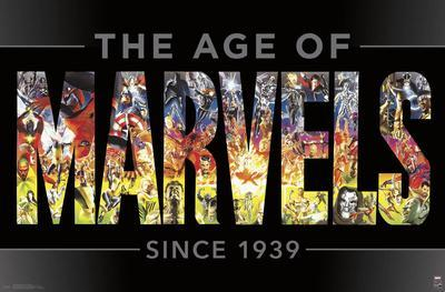 Marvel 80th - Age of Marvels