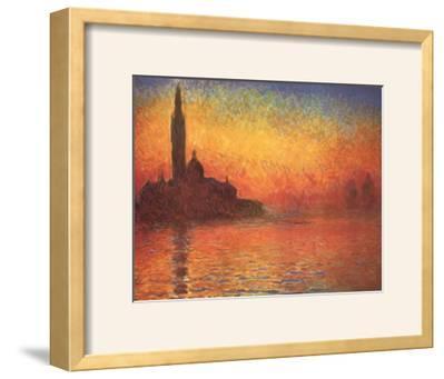 San Giorgio Maggiore by Twilight, c.1908