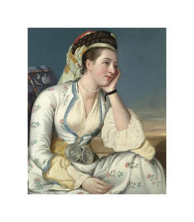 The Countess of Coventry, 1749