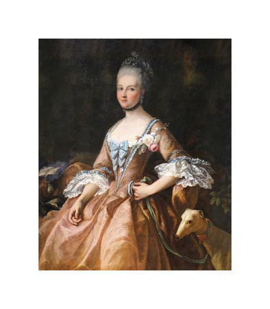 Portrait de Marie-Adelaide de France