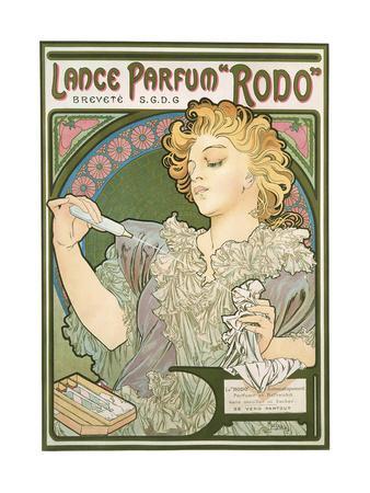 Lance Parfum Rodo, 1896