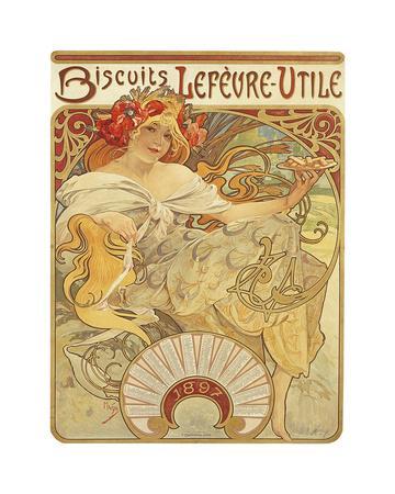 Biscuits Lefevre-Utile, 1897
