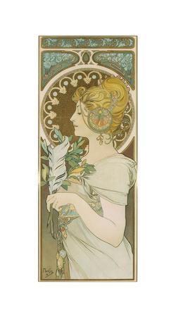 La Plume, 1899