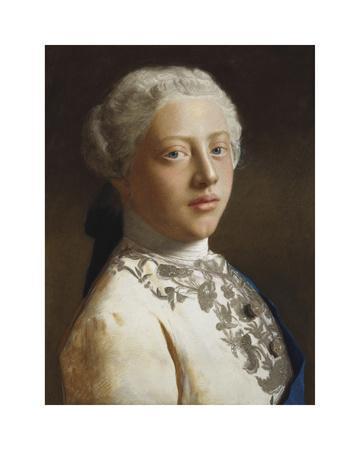 George, Prince of Wales, 1754