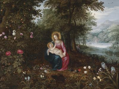The Rest On The Flight To Egypt Ii