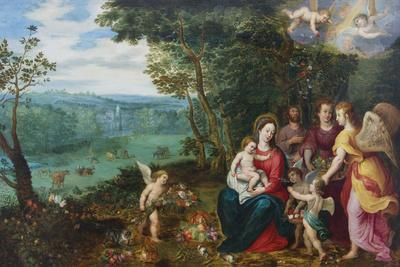 The Rest On The Flight To Egypt I