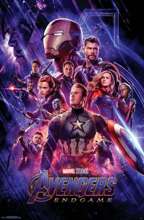 Avengers: Endgame - One Sheet