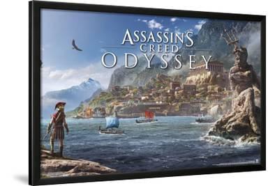 ASSASSIN'S CREED ODYSSEY - SEA