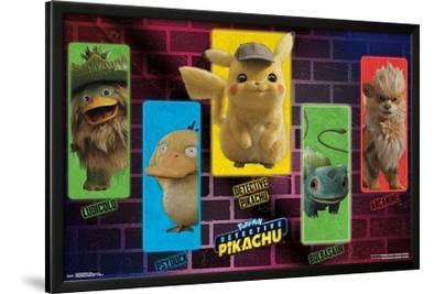 Detective Pikachu - Group