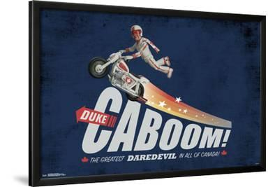TOY STORY 4 - DUKE CABOOM