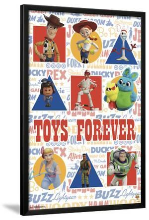 TOY STORY 4 - GRID