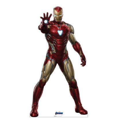 Avengers Endgame - Iron Man 02