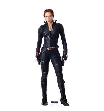 Avengers Endgame - Black Widow 02