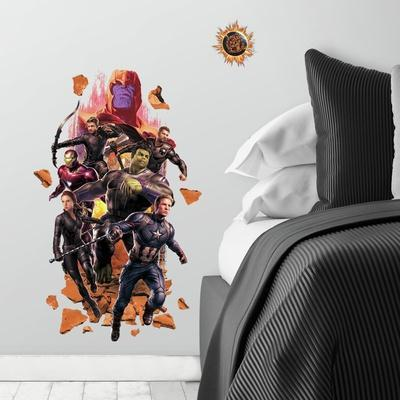 Avengers: Endgame Peel And Stick Giant Wall Decals