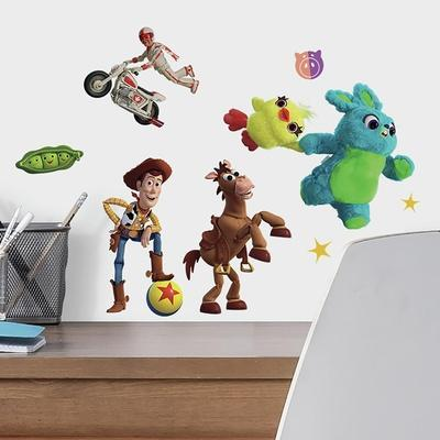 Toy Story 4 Peel And Stick Wall Decals