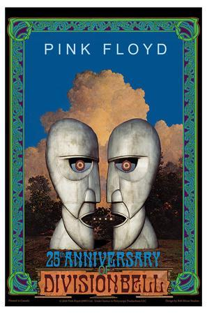 Pink Floyd 25th Anniversary of Division Bell album