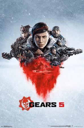 Gears 5 - Key Art