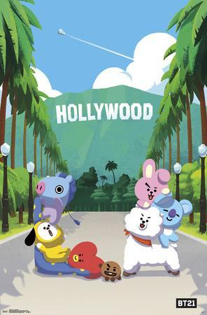 BT21 - Hollywood