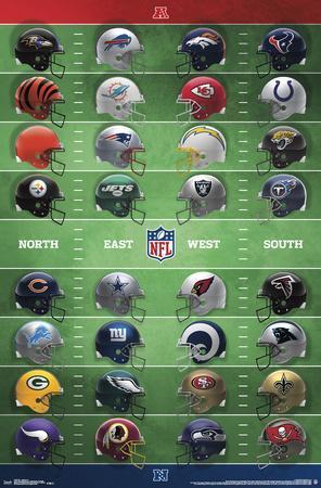 NFL - Helmets '19
