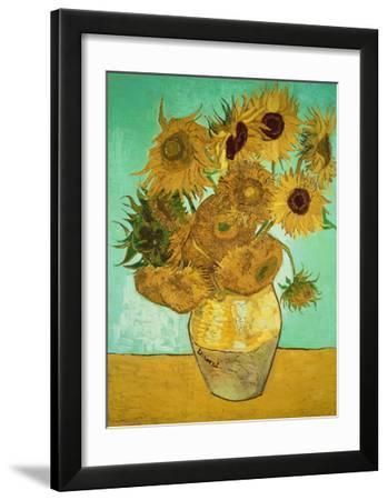 Sunflowers  c.1888