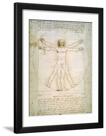 Vitruvian Man  c.1492
