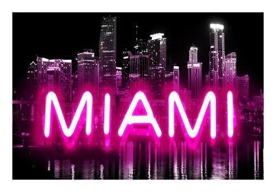 Neon Miami PB