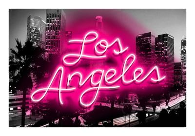 Neon Los Angeles PB