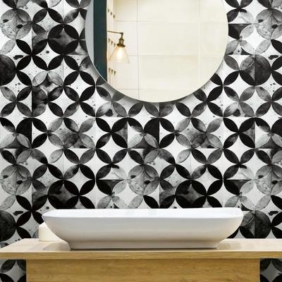 Moroccan Tile Removable Wallpaper
