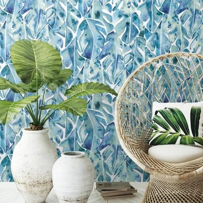 Philodendron Removable Wallpaper