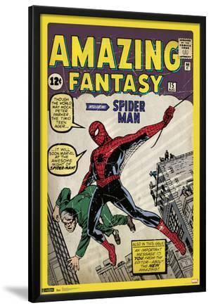SPIDER-MAN - COVER