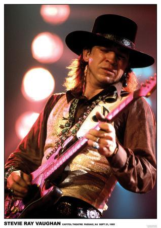 Stevie Ray Vaughan Capitol Theater