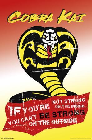Cobra Kai - Be Strong
