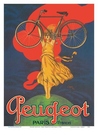 Peugeot Bicycles - Paris, France