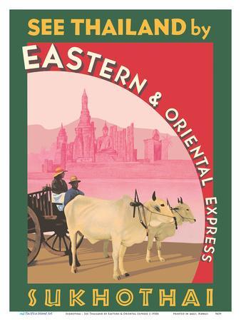 Sukhothai - See Thailand by Eastern & Oriental Express