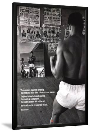Muhammad Ali- Gym