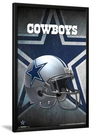 NFL: Dallas Cowboys- Helmet Logo