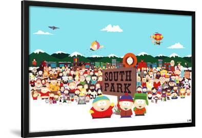 South Park Cast
