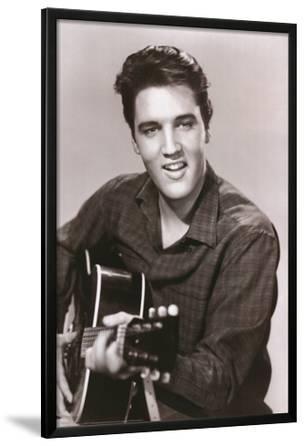 Elvis Presley (Love Me Tender) Music Poster Print