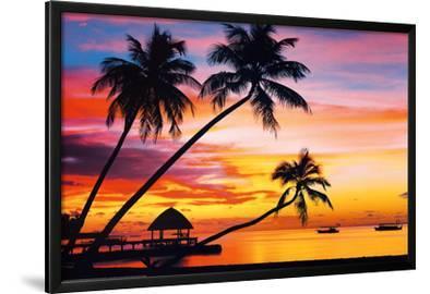 Velavary Sunset Art Print Poster