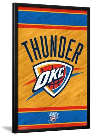 Oklahoma City Thunder - Logo 14
