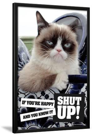 Grumpy Cat - Shut Up