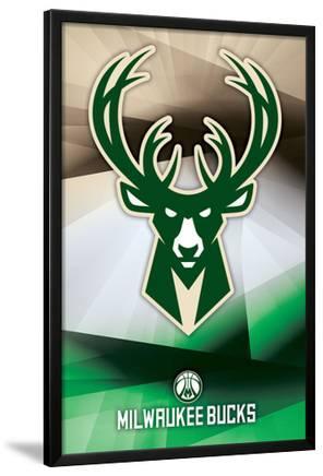 NBA: Milwaukee Bucks- Mascot Logo