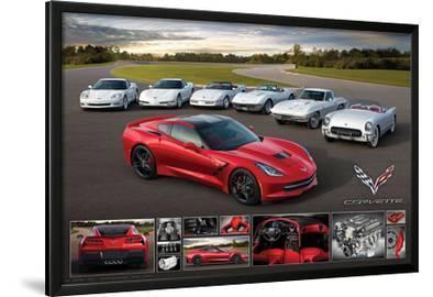Chevrolet: Corvette- Stingray Family