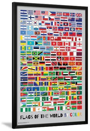 Flags of the World by Color