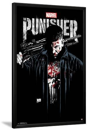 The Punisher - Key Art